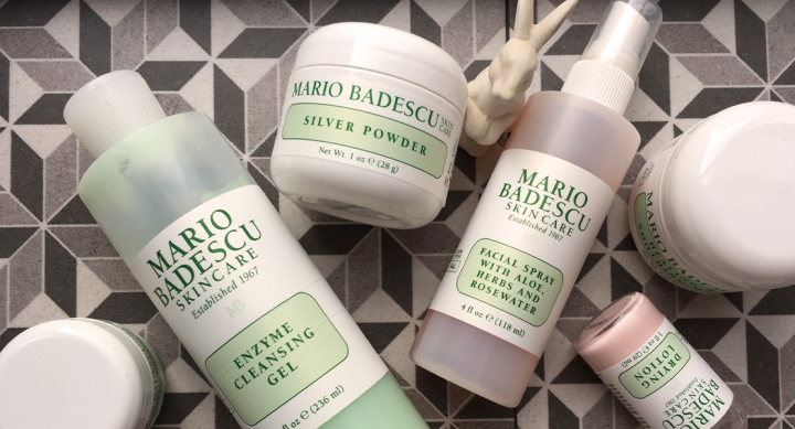 Super Mario Badescu: My SkincareHero