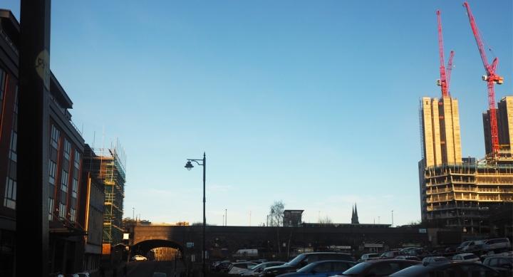 #BRUMBLOGMAS Day 21: WinterSun