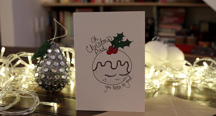 #BRUMBLOGMAS Day 02: ChristmasPudding
