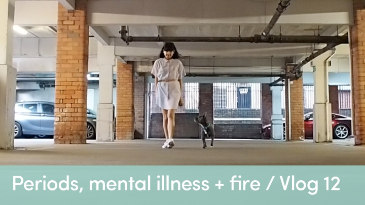 Periods, mental illness, and fire